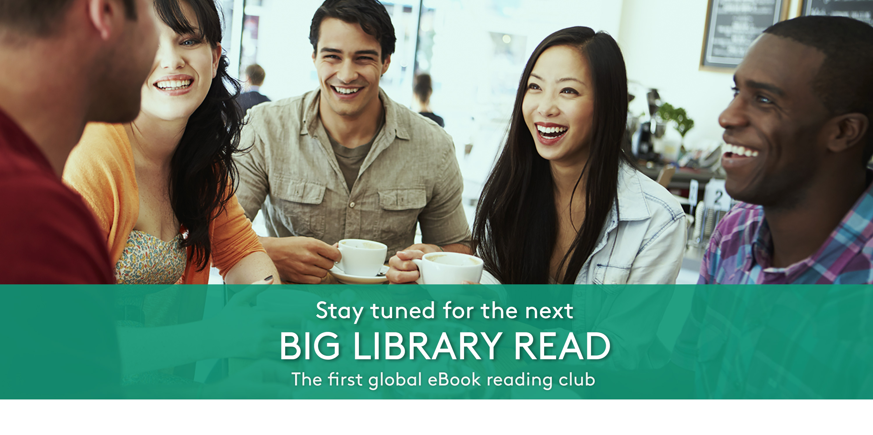 Big library read the first ever global ebook club fandeluxe Document