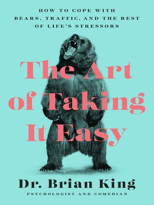 Art of taking it easy jacket cover